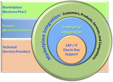 SAP IT Convergence Maturity Model